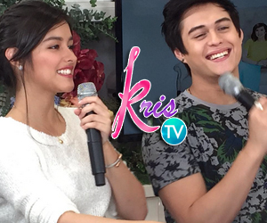 PHOTOS: LizQuen Pa More on #KrisTVFourTheLove