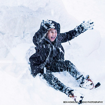 PHOTOS: Kris, Josh and Bimby's Winter Wonderland Adventure