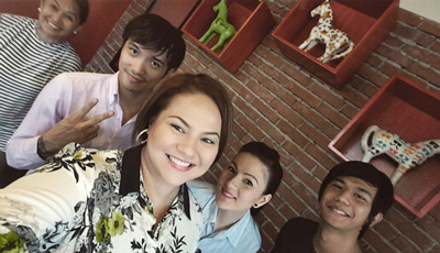 KrisTV visits Kean Cipriano's Concho's Sisig Place
