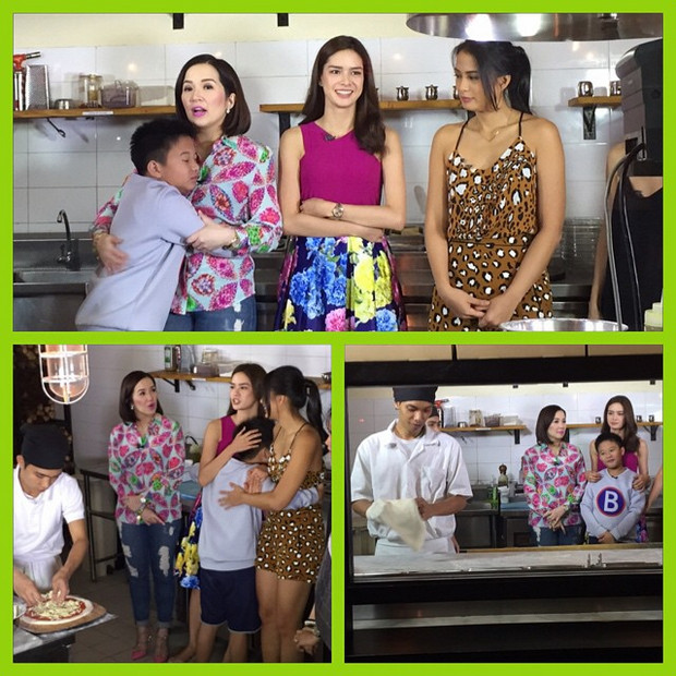 Kris & Bimby Summer TV: Food trip with Erich and Isabelle