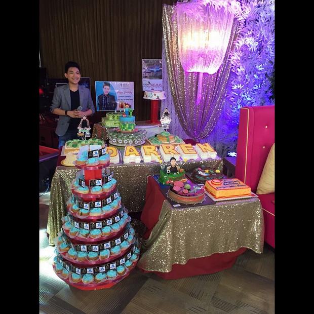 PHOTOS: Darren Espanto's back to back birthday celebration and fans day on KrisTV