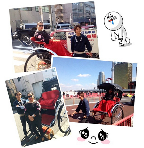 PHOTOS: #KrisTVTheJapanDiary
