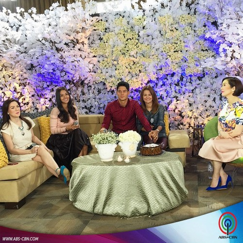 The Matsunagas celebrate Daniel's 26th birthday on KrisTV