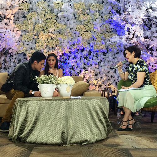 PHOTOS: KimXi's Super duper kiligan moments on KrisTV