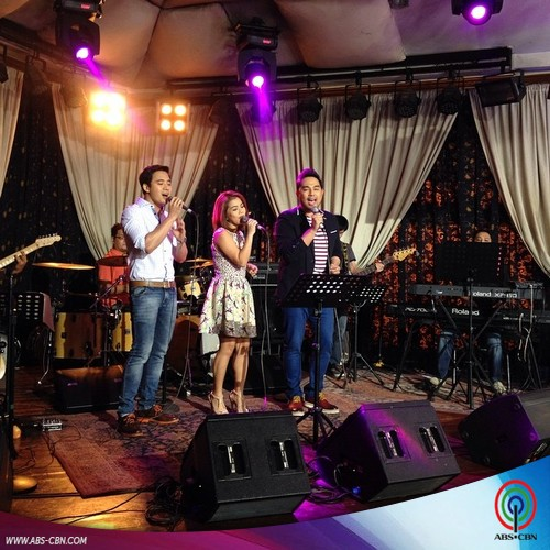 BEHIND-THE-SCENES PHOTOS: #KrisTVMusical with Jed, Juris, Erik, Erich, Pokwang & Carmina