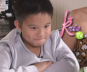 Bimby reveals side as a devoted son