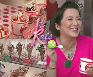 Why Kris Aquino says Japan is a sweet-tooth heaven