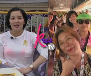 Kris Aquino touches 300 families lives through Kris TV's Family Fun Day
